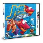 Boîte US de Jett Tailfin Racers sur 3DS