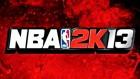 Logo de NBA 2K13 sur WiiU