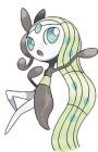 Artworks de Pokémon Noir et Blanc 2 sur NDS