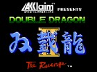 Screenshots de Double Dragon 2 sur Wii