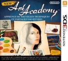Boîte FR de New Art Academy sur 3DS
