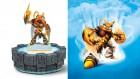 Artworks de Skylanders Giants sur WiiU