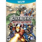 Boîte US de Marvel Avengers : Battle for Earth sur WiiU