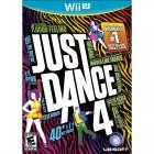 Boîte US de Just Dance 4 sur WiiU