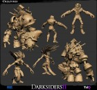Artworks de Darksiders II sur WiiU