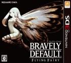 Boîte JAP de Bravely Default : Where the Fairy Flies sur 3DS