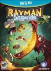 Boîte US de Rayman Legends sur WiiU