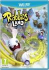 Boîte FR de The Lapins Crétins Land sur WiiU