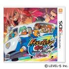 Boîte JAP de Inazuma Eleven Go 2 Chrono Stone : Brasier / Tonnerre sur 3DS