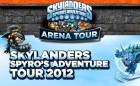 Capture de site web de Skylanders Giants sur Wii