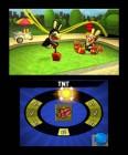 Screenshots de Les Lapins Crétins : La Grosse Bagarre sur 3DS
