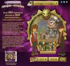 Capture de site web de Professeur Layton et le Masque des miracles sur 3DS