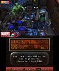 Screenshots de Marvel Pinball 3D sur 3DS