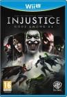 Boîte FR de Injustice : Les Dieux Sont Parmi Nous  sur WiiU