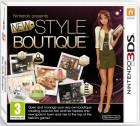 Boîte FR de Nintendo présente : La Nouvelle Maison du Style sur 3DS