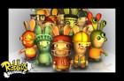 Artworks de Les Lapins Crétins : La Grosse Bagarre sur 3DS