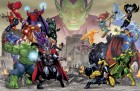 Artworks de Marvel Avengers : Battle for Earth sur Wii U