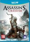 Boîte FR de Assassin's Creed III sur WiiU