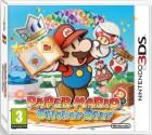 Boîte FR de Paper Mario : Sticker Star sur 3DS