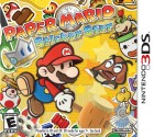 Boîte US de Paper Mario : Sticker Star sur 3DS