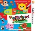Boîte US de Freakyforms Deluxe : Vos créations prennent vie ! sur 3DS