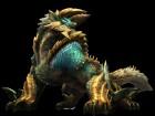 Artworks de Monster Hunter 3 Ultimate sur 3DS