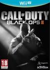 Boîte FR de Call of Duty Black Ops 2 sur WiiU