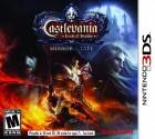 Boîte US de Castlevania : Lords of Shadow Mirror of Fate sur 3DS