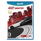 Boîte US de Need for Speed : Most Wanted U sur WiiU