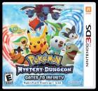 Boîte US de Pokémon Donjon Mystère : les Portes de l'Infini sur 3DS