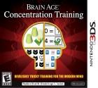 Boîte US de L'infernal programme d'entraînement cérébral du Docteur Kawashima : Pouvez-vous rester concentré ? sur 3DS