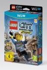 Boîte FR de LEGO City Undercover sur WiiU