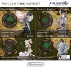 Graphique de Fire Emblem Awakening sur 3DS