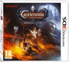 Boîte FR de Castlevania : Lords of Shadow Mirror of Fate sur 3DS