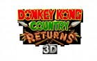 Logo de Donkey Kong Country Returns 3D sur 3DS