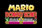 Logo de Mario and Donkey Kong : Minis on the Move sur 3DS