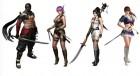 Artworks de Ninja Gaiden 3 : Razor's Edge sur WiiU