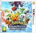 Boîte FR de Pokémon Donjon Mystère : les Portes de l'Infini sur 3DS