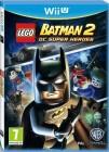 Boîte FR de Lego Batman 2 : DC Super Heroes sur WiiU