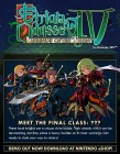 Capture de site web de Etrian Odyssey 4 : Legends of the Titan sur 3DS