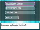 Screenshots de Pokémon Noir et Blanc sur NDS