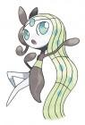 Artworks de Pokémon Noir et Blanc sur NDS