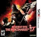 Boîte US de Resident Evil : The Mercenaries 3D sur 3DS