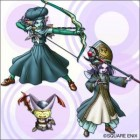 Artworks de Dragon Quest X sur Wii