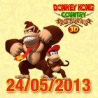 Capture de site web de Donkey Kong Country Returns 3D sur 3DS