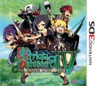 Boîte FR de Etrian Odyssey 4 : Legends of the Titan sur 3DS
