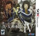 Boîte US de Shin Megami Tensei IV sur 3DS