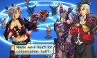 Screenshots de Project X Zone sur 3DS