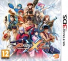Boîte FR de Project X Zone sur 3DS