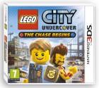 Boîte FR de LEGO City Undercover : The Chase Begins sur 3DS